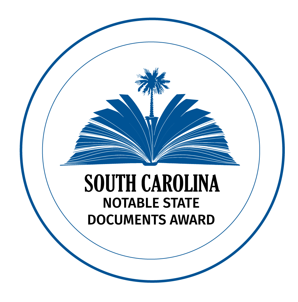 South Carolina Notable State Documents Award Badge