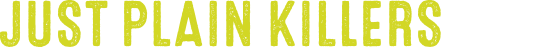 JustPlainKillers.com Logo